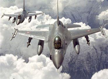 F-16. På vingerne med danske jagerpiloter