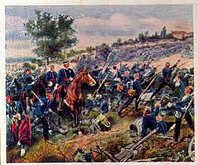 Krigen som fødte DKVS 150 året for den fransk-prøjsiske krig 1870-71