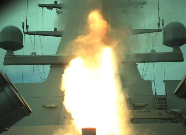 Missiler og fremtidens operationsmiljø - Genkomsten af de glemte robotter